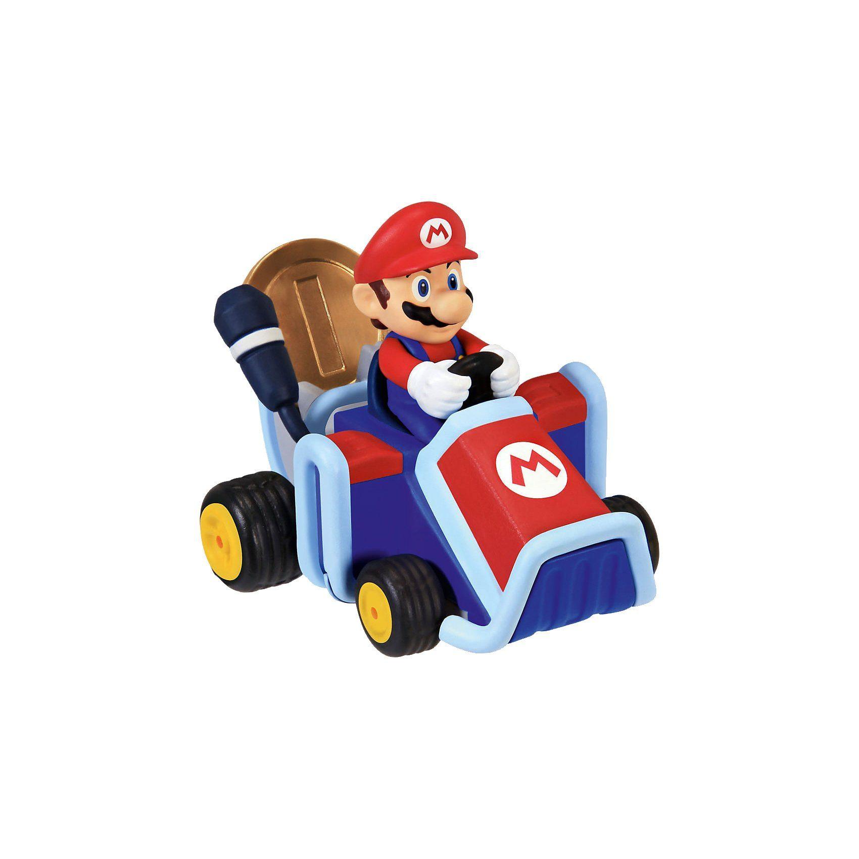 Nintendo Super Mario Coin Racers - Mario