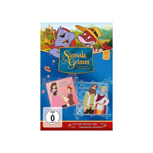 Universal DVD SimsalaGrimm 13 - Jorind u.Joringel/Der Eisenhans