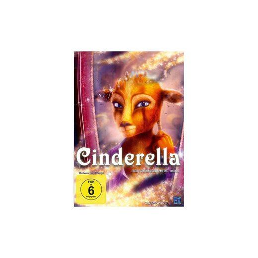 DVD Cinderella