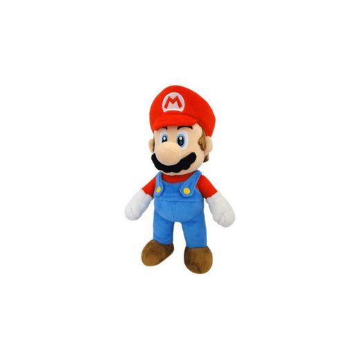 Nintendo Plüschfigur - Beweglicher Mario (26cm)
