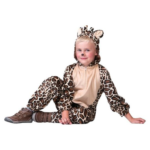 Funny Fashion Kostüm Giraffe Savanna