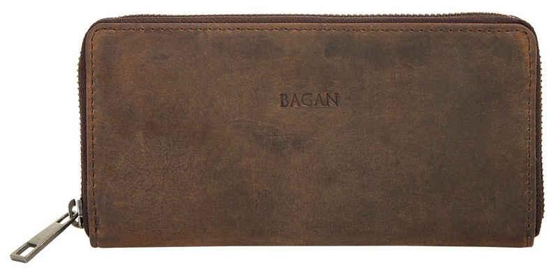 Bagan Geldbörse (1-tlg), Kreditkartenfächer