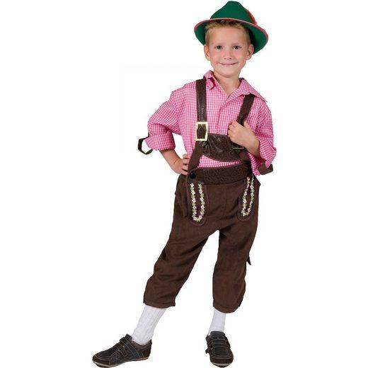 Funny Fashion Kostüm Tiroler Hose