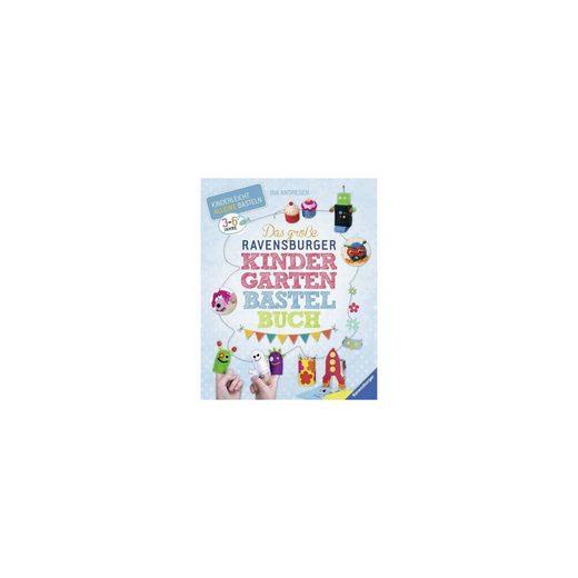 Ravensburger Das große Kindergarten-Bastelbuch