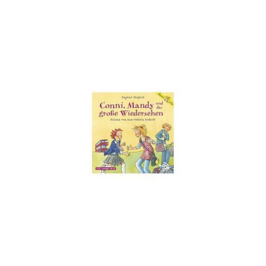Carlsen Verlag Conni & Co: Conni, Mandy und das große Wiedersehen, 2 Audio-