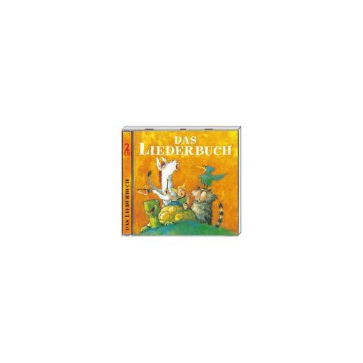 S. Fischer Verlag Das Liederbuch, 2 CD-Audio