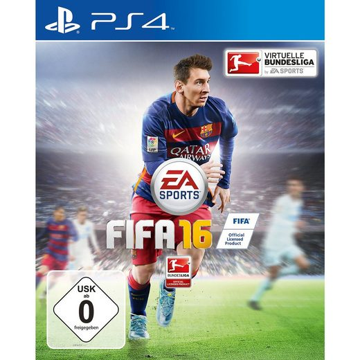 Electronic Arts PS4 FIFA 16