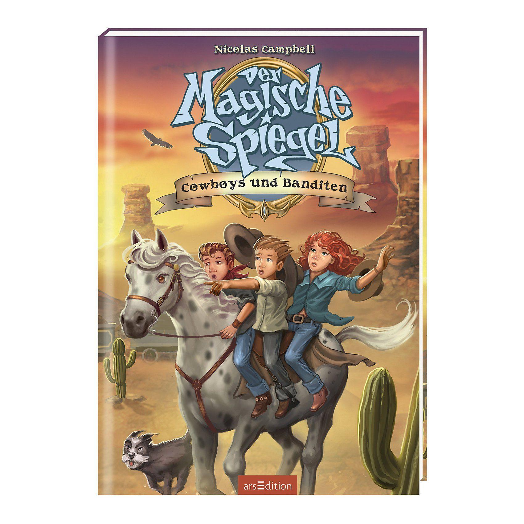 arsEdition Verlag Der Magische Spiegel: Cowboys und Banditen