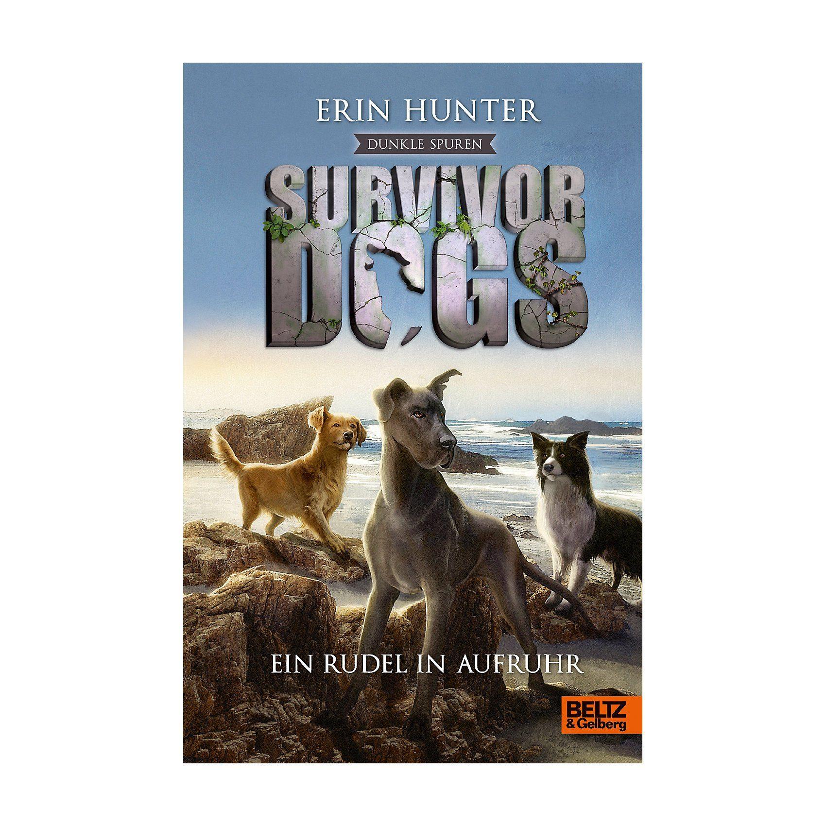 Beltz Verlag Survivor Dogs - Dunkle Spuren: Ein Rudel in Aufruhr