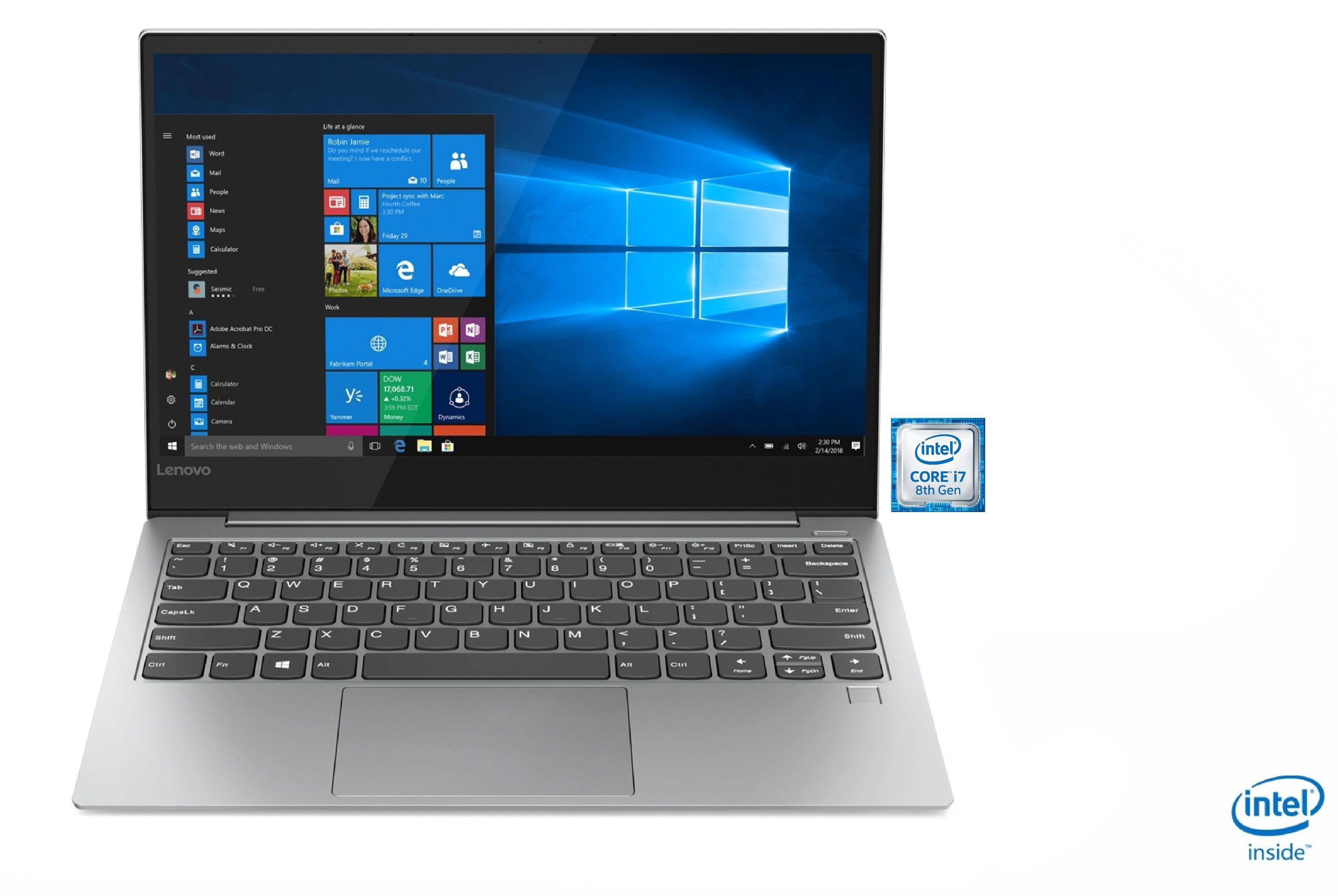 "LENOVO YOGA S730-13IWL Notebook »33,8 cm (13,3"") Intel Core i7, 1 TB, 16 GB«"