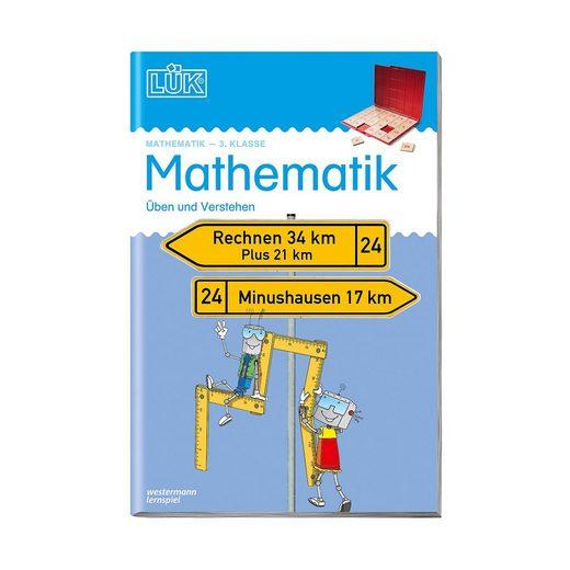Westermann Verlag LÜK: Mathematik, 3. Klasse, Übungsheft