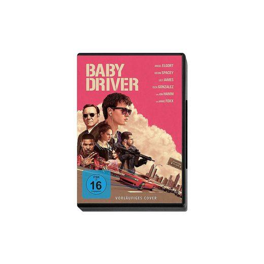 Sony DVD Baby Driver