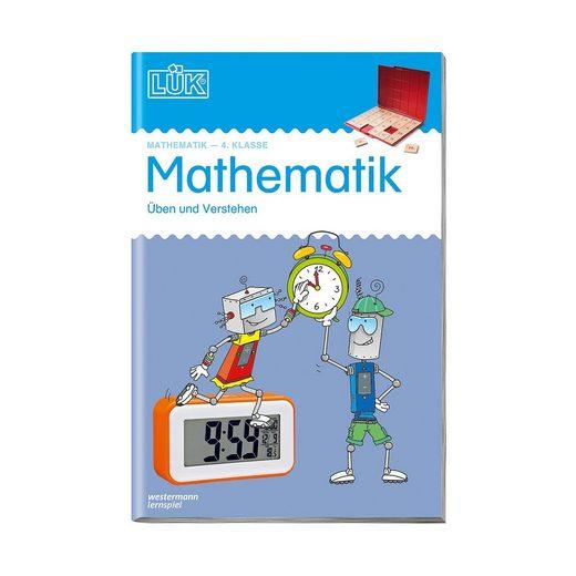 Westermann Verlag LÜK: Mathematik, 4. Klasse, Übungsheft