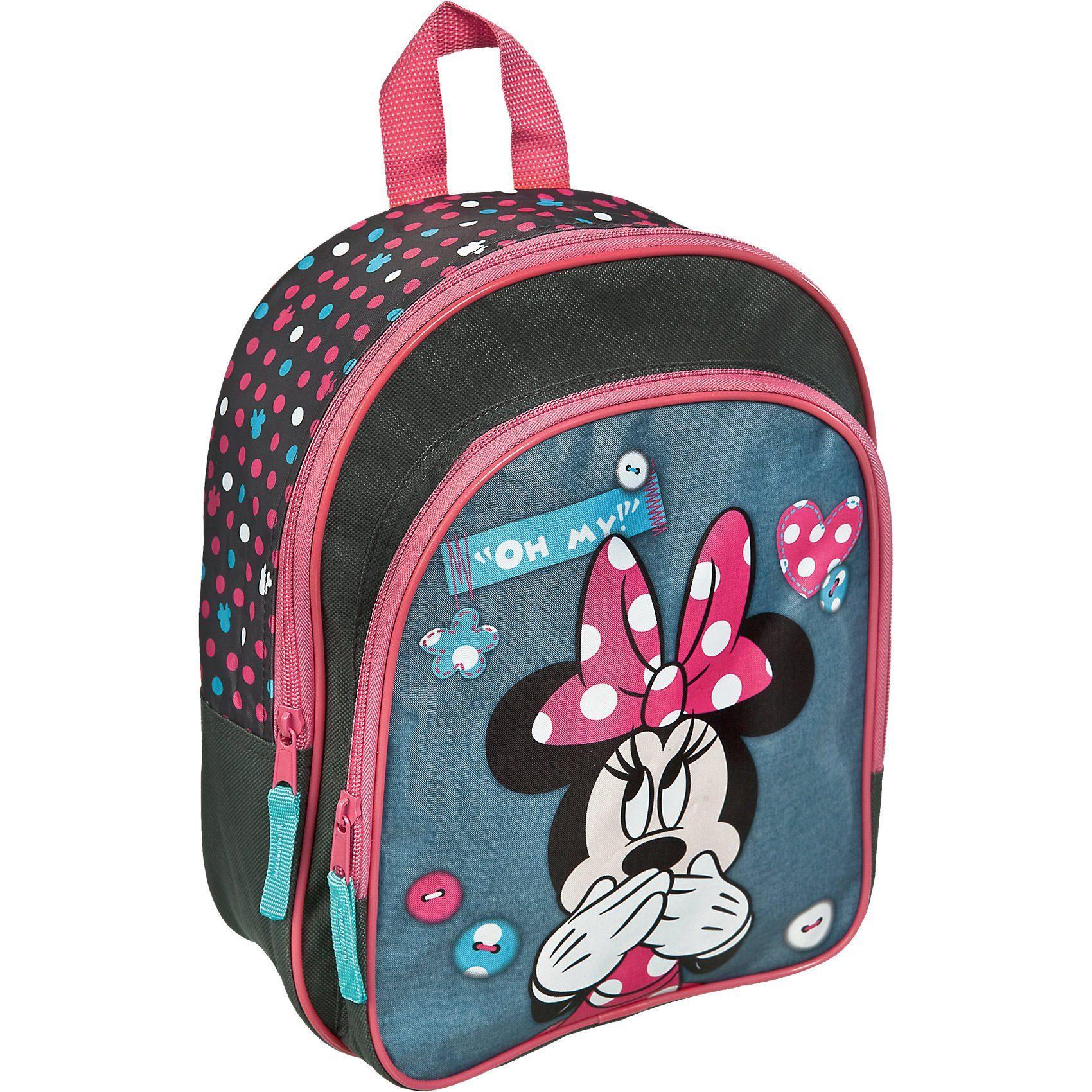UNDERCOVER Rucksack mit Vortasche Minnie Mouse