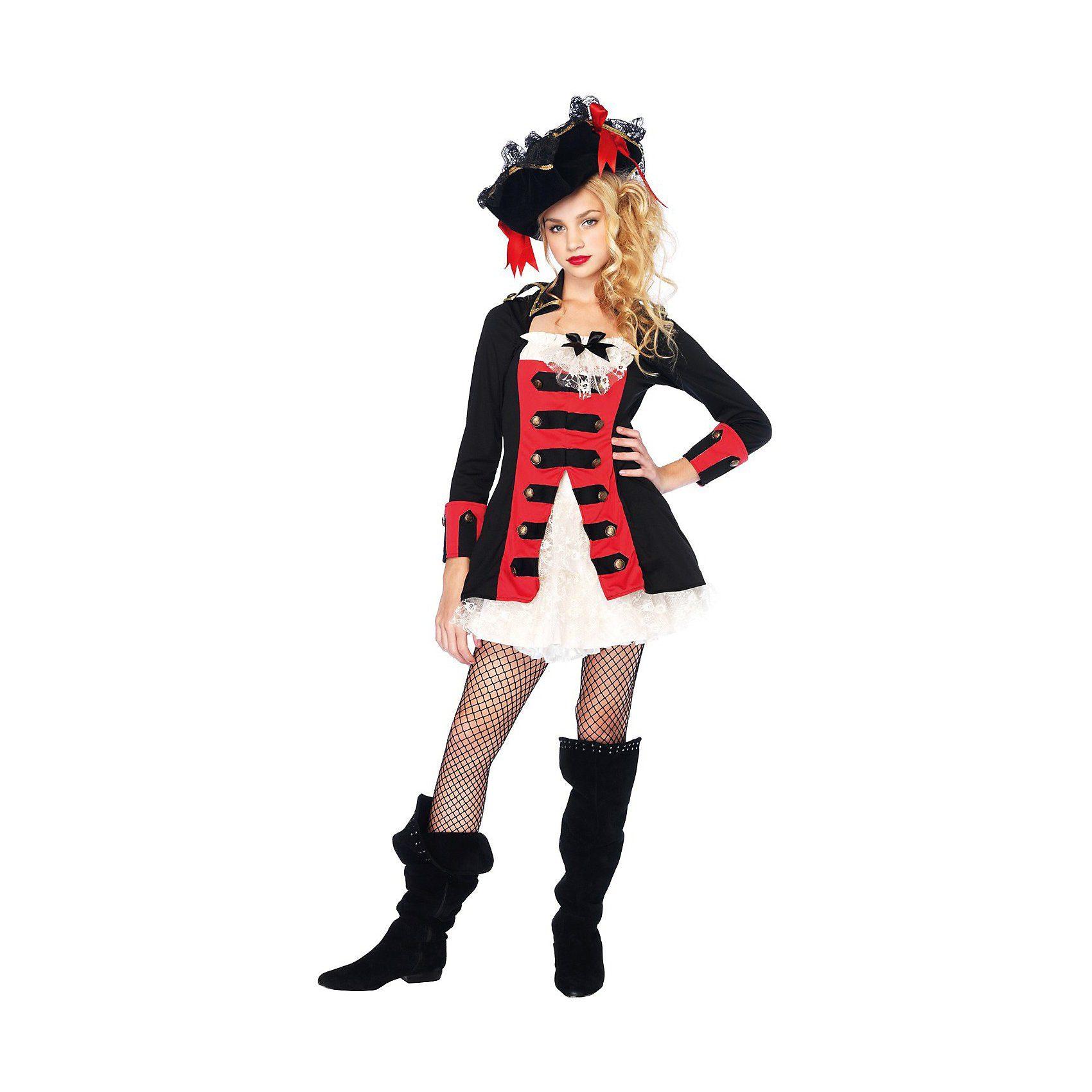 Maskworld Kostüm Piratenbraut (Teen)