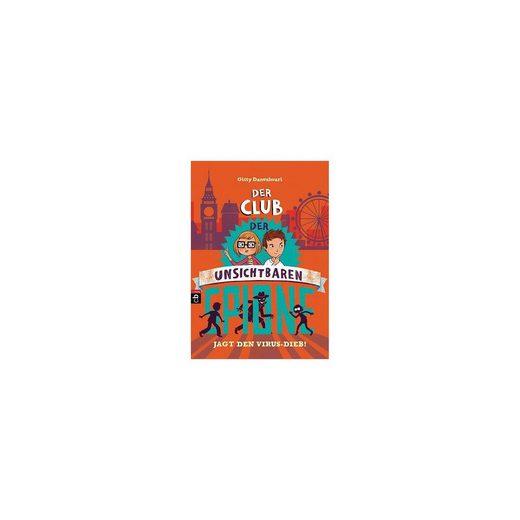cbj + cbt Verlag Der Club der unsichtbaren Spione jagt den Virus-Dieb