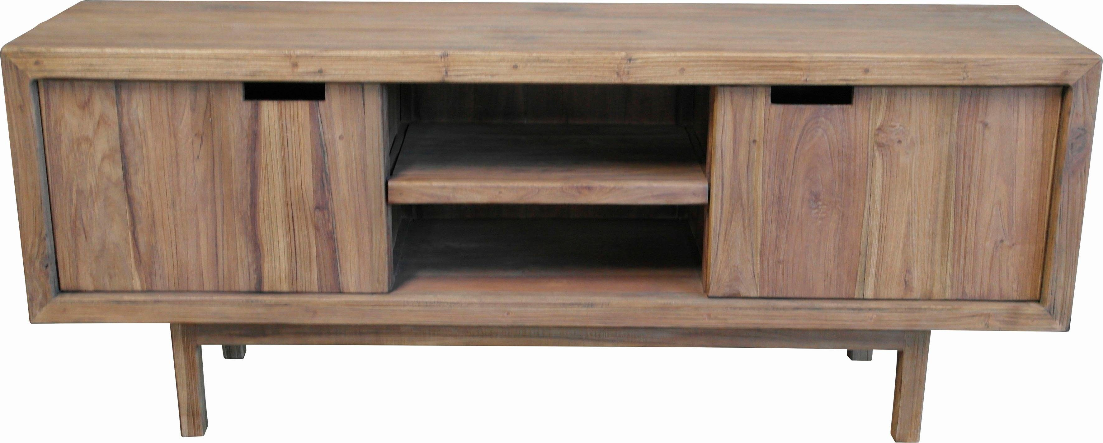 SIT Lowboard »Sanur« aus recyceltem Altholz Teak, Breite 156 cm