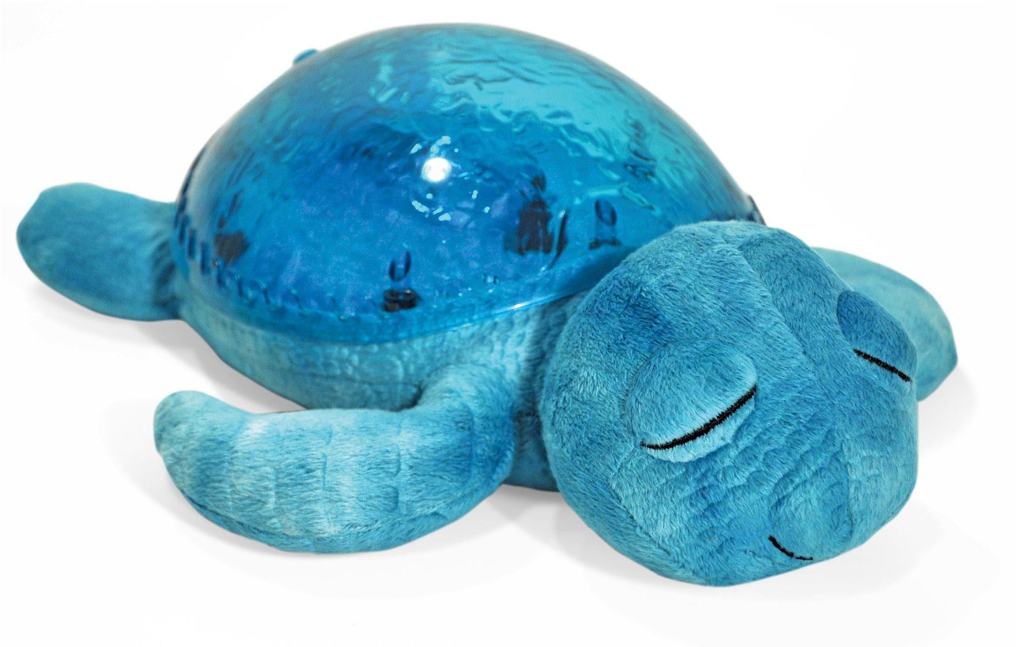 Cloudb Plüschtier mit Licht und Sound, »Tranquil Turtle Aqua«