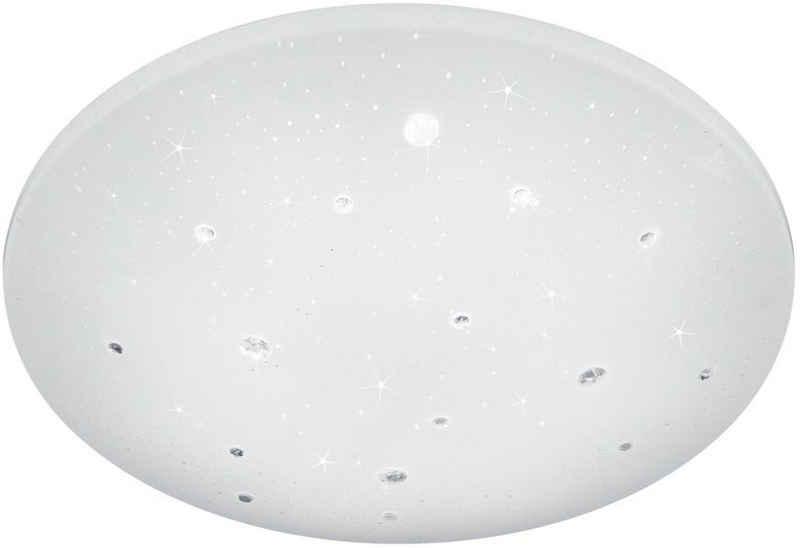 TRIO Leuchten LED Deckenleuchte »Achat«, Switch Dimmer,Starlight-Effekt