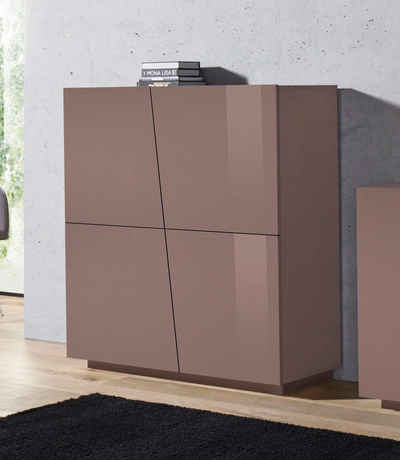 Highboard In Braun Online Kaufen Otto