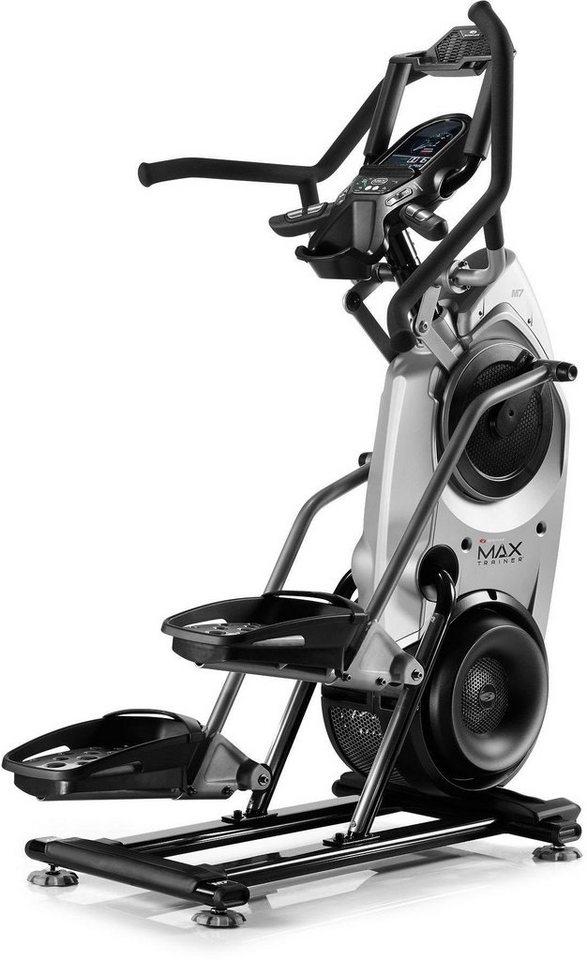 unisex BOWFLEX® Ellipsentrainer »Bowflex M7« schwarz  Heimsport
