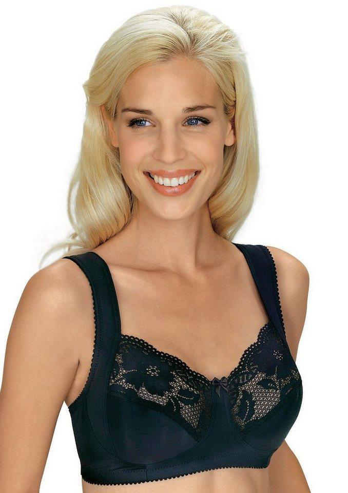 Miss Mary Of Sweden BH in schwarz