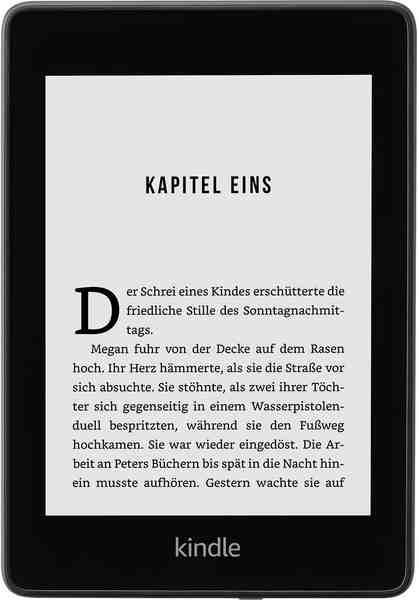 Kindle Paperwhite E-Book (6