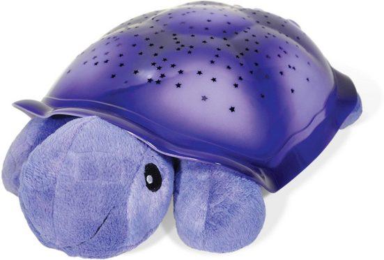 cloudb Kuscheltier »Twilight Turtle Purple«, mit Nachtlicht