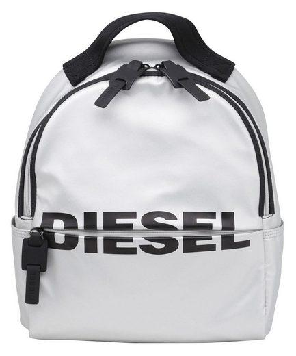 Diesel Cityrucksack »BOLD BACK«, mit seitlichen Steckfächern
