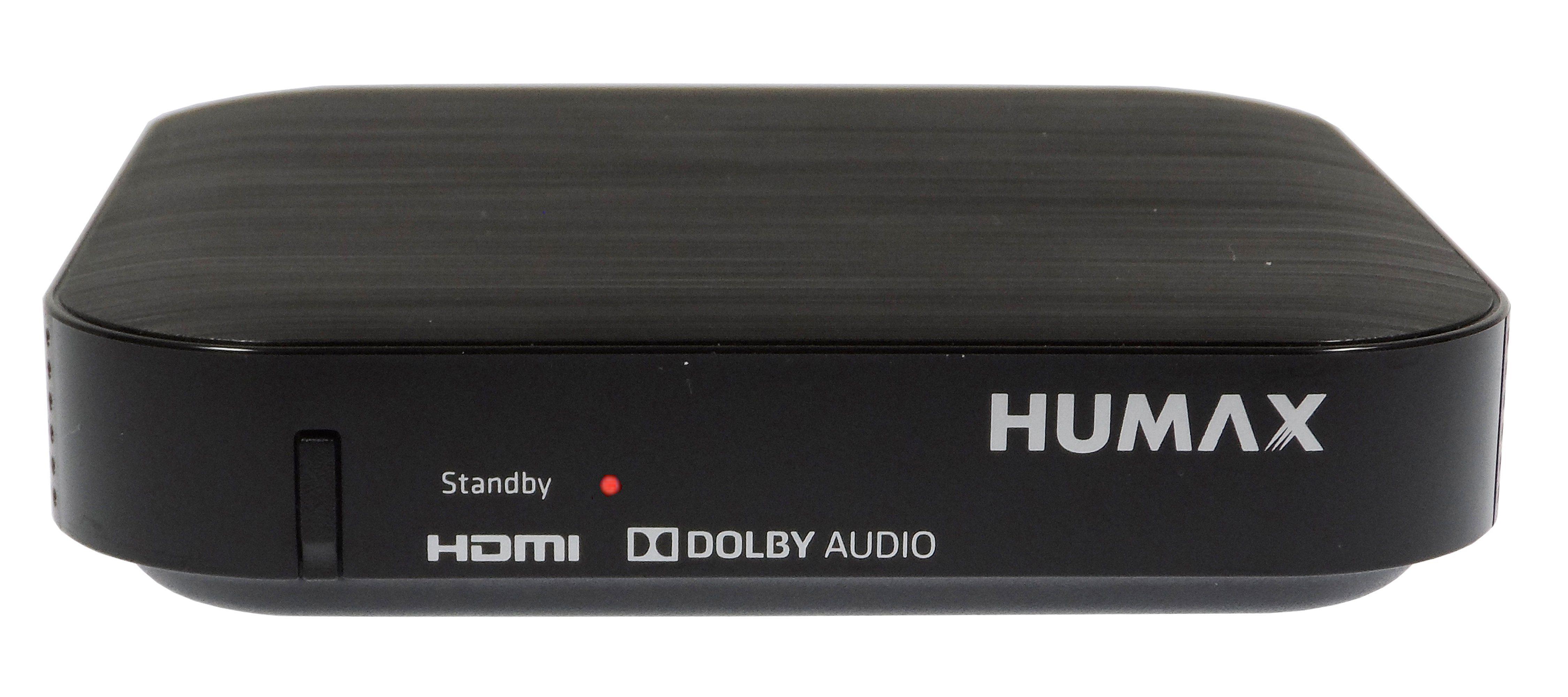 HUMAX Digitaler Kabelreceiver für alle Kabelnetze »Kabel HD Nano«