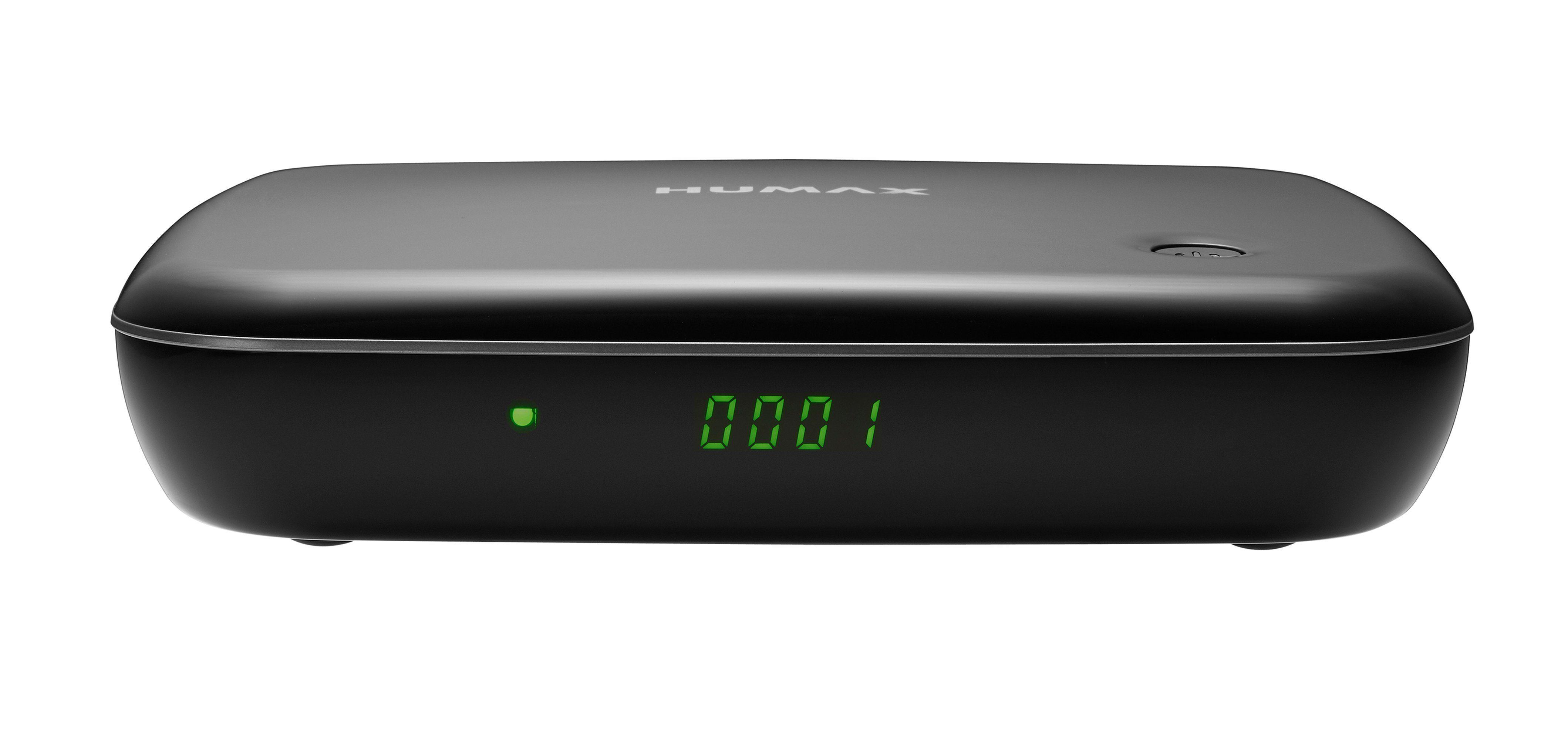 HUMAX DVB-T2 Digitaler HD Receiver mit USB & PVR Funktion »HD NANO T2«