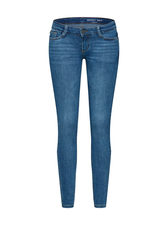 Noisy may Skinny-fit-Jeans »NMEVE LW SKINNY ORGANIC JEANS CS027MB BG«