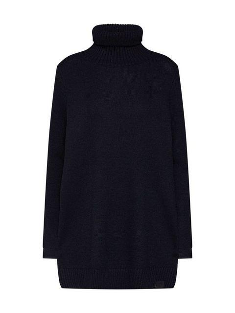 Damen G-Star RAW Rollkragenpullover Leyla turtle knit wmn l s blau | 08719764267858