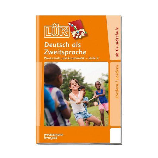 Westermann Verlag LÜK: Deutsch als Zweitsprache - Wortschatz und Grammatik, St