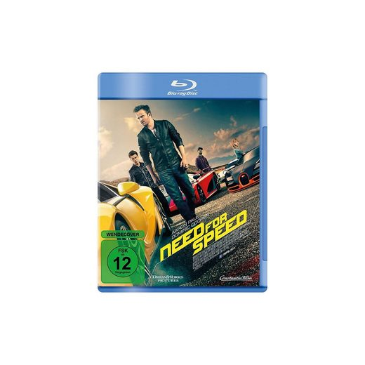 Universal BLU-RAY Need for Speed