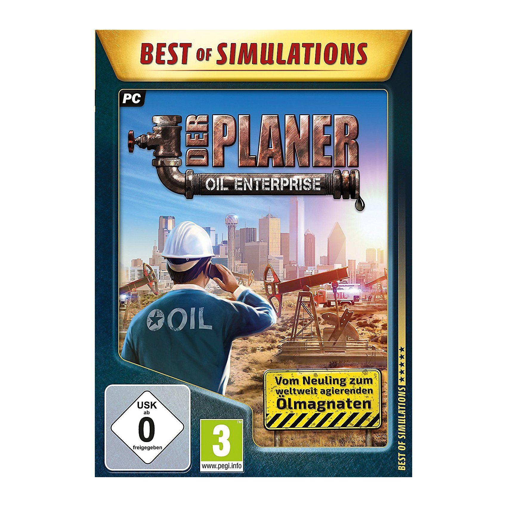 PC Der Planer - Oil Enterprise (BoS)