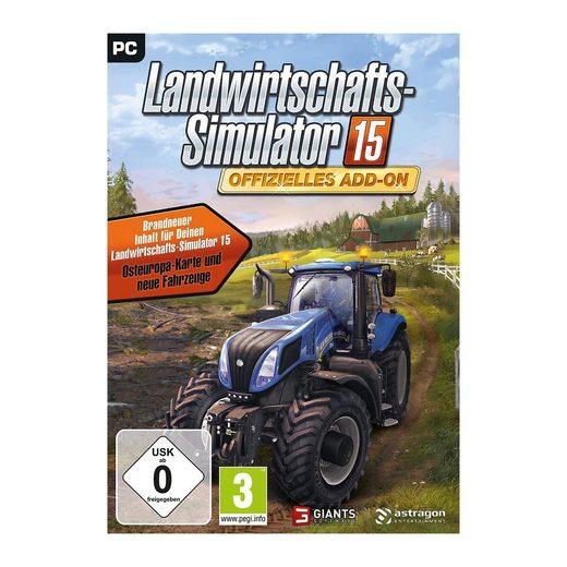 PC Landwirtschafts-Simulator 15: Offizielles Add-On