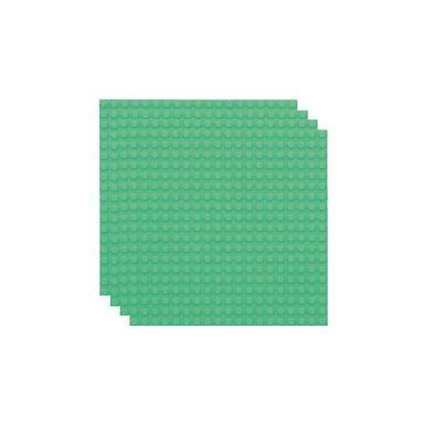 Basisplatte 20x20 Pastel Grün Viererpack