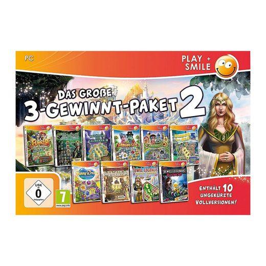 PC Das große 3-Gewinnt-Paket 2