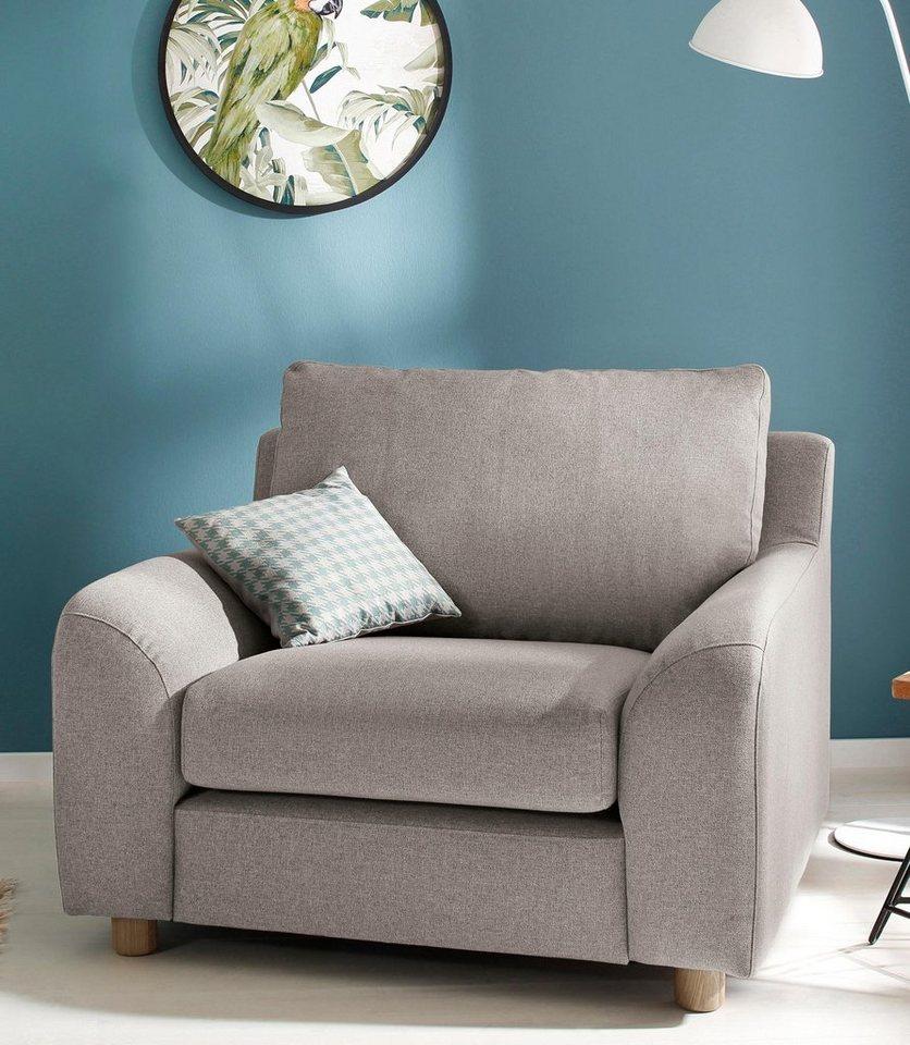 home affaire sessel kolding im nordischen stil mit. Black Bedroom Furniture Sets. Home Design Ideas