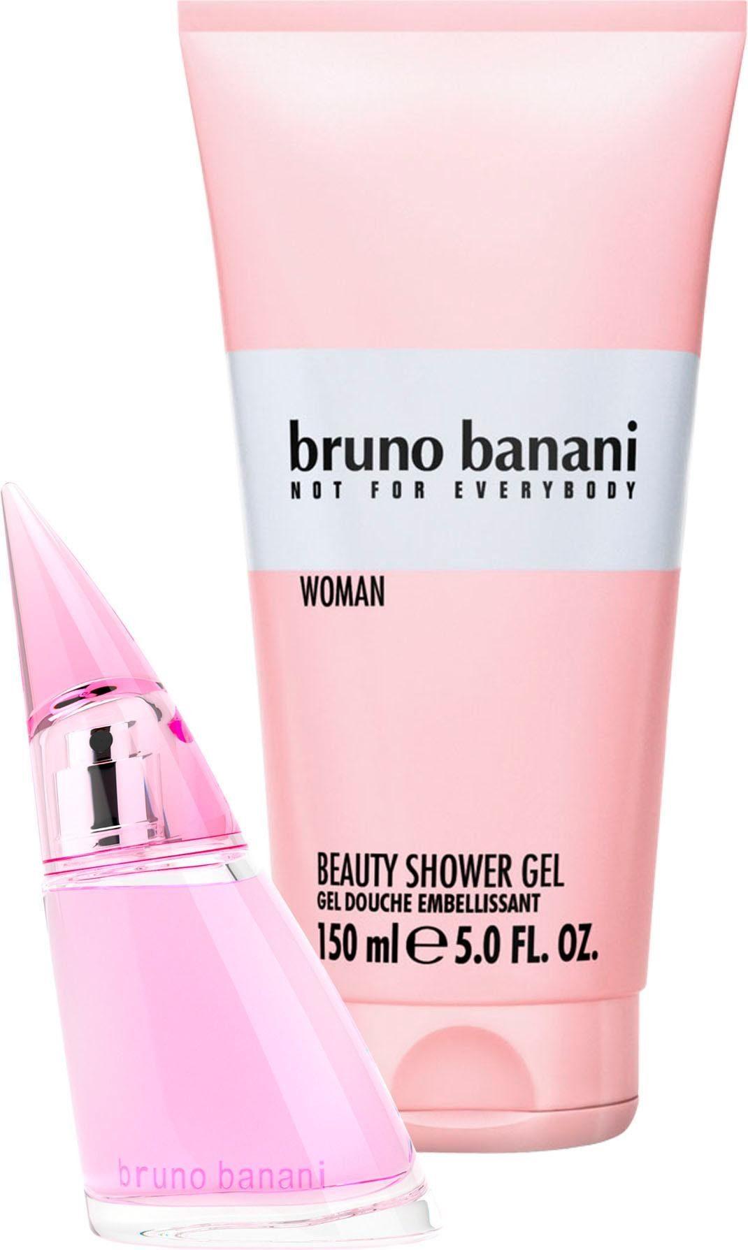 PUMA Duft Set »Jam Women«, 3 tlg., Das Set beinhaltet: Eau de Toilette, Duschgel, Deo Spray online kaufen | OTTO