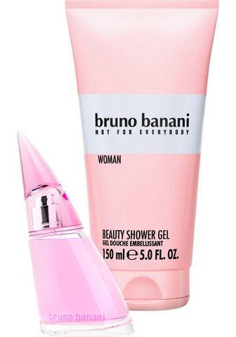 "BRUNO BANANI Duft-Set ""Woman"" 2-tlg."