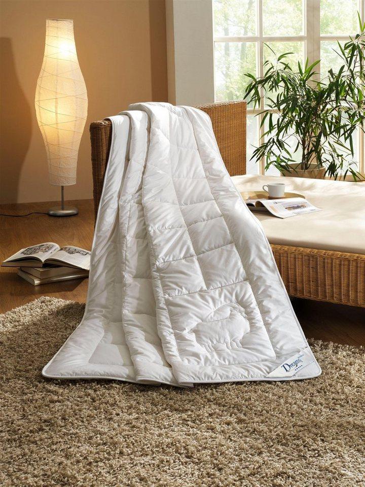 Naturhaarbettdecke Cashmere Premium Dreams Extrawarm Bezug 100 Baumwolle 1 Tlg Online Kaufen Otto