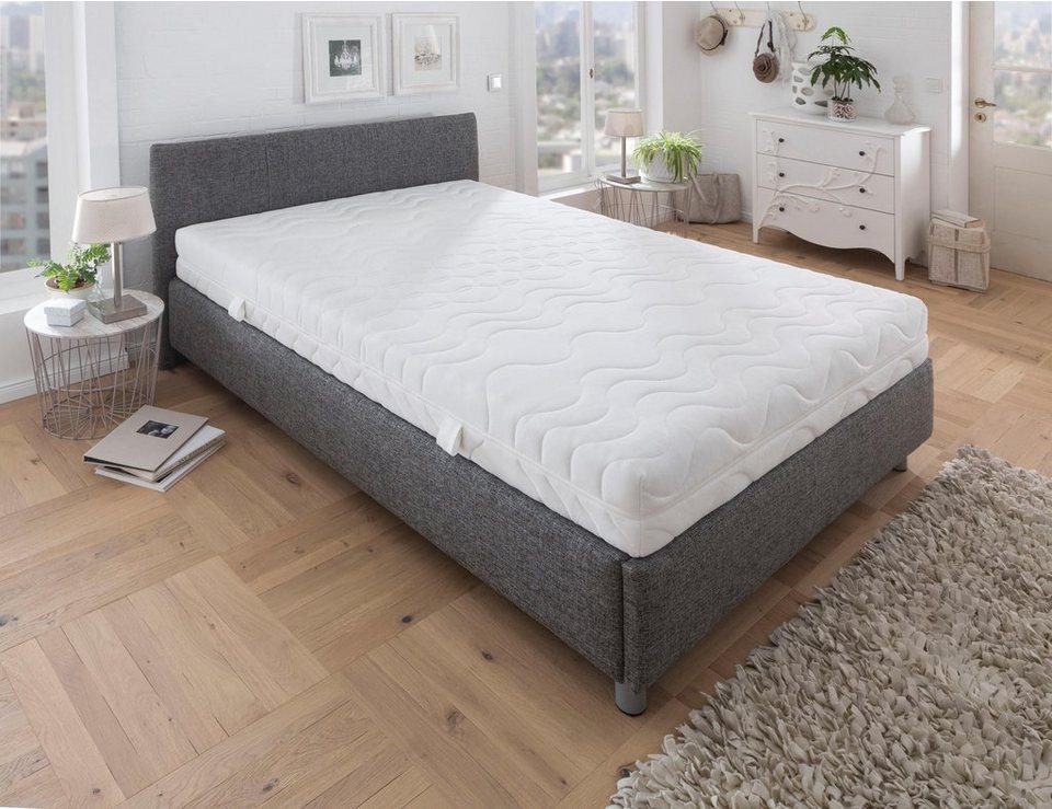 Komfortschaummatratze Luxus Flex Beco 20 Cm Hoch Raumgewicht 28 1 Tlg Alle Hartegrade Ein Preis Weiche Schulterzone Online Kaufen Otto