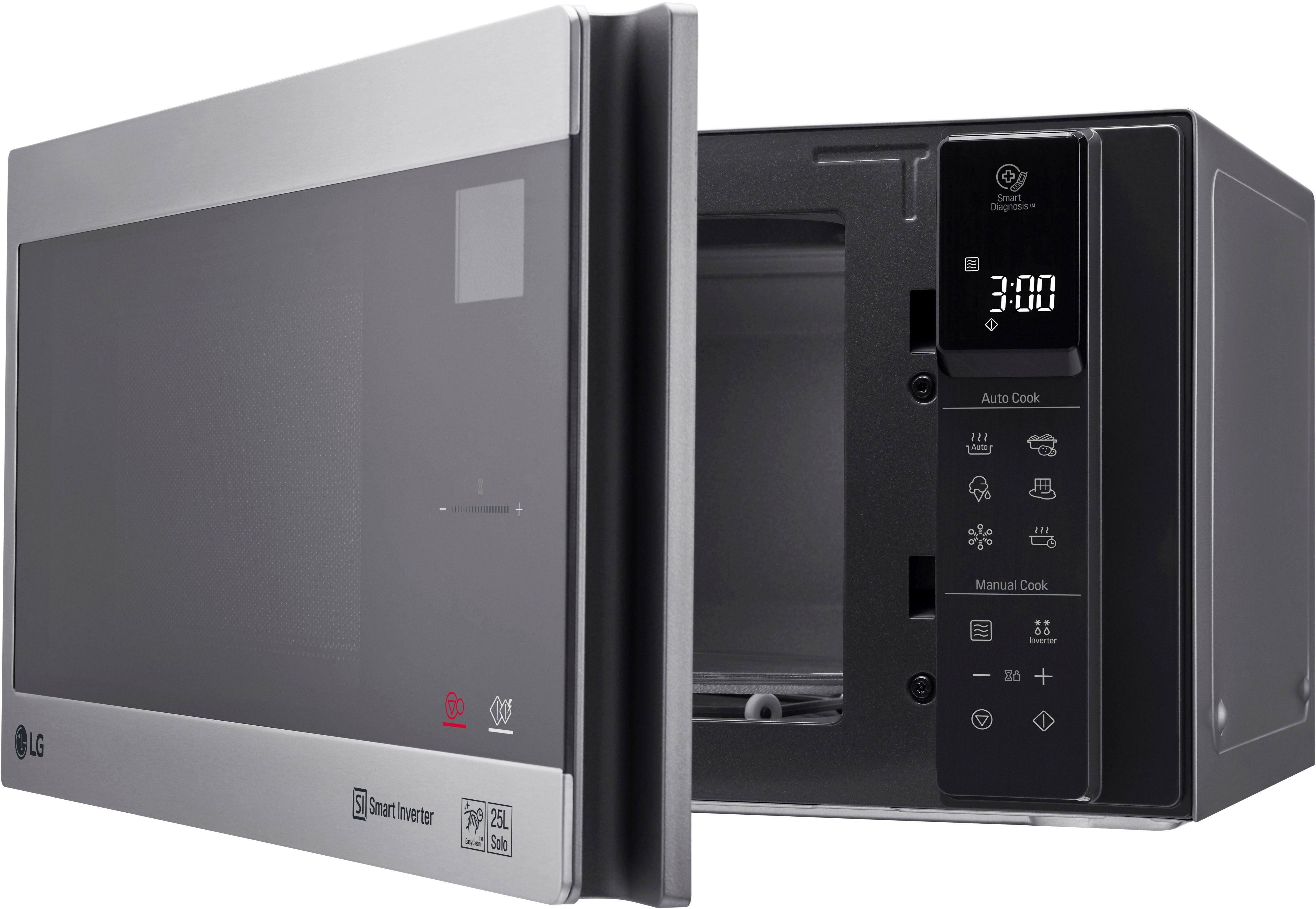 LG Mikrowelle MS 2595 CIS, 1000 W