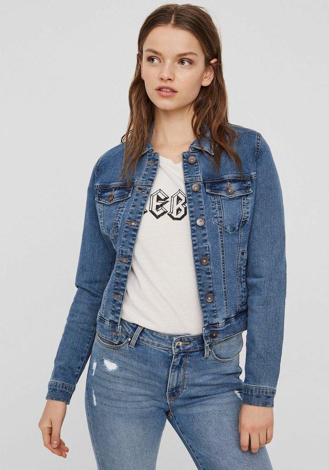 Vero Moda Jeansjacke »HOT SOYA« online kaufen   OTTO 27aa9162ae
