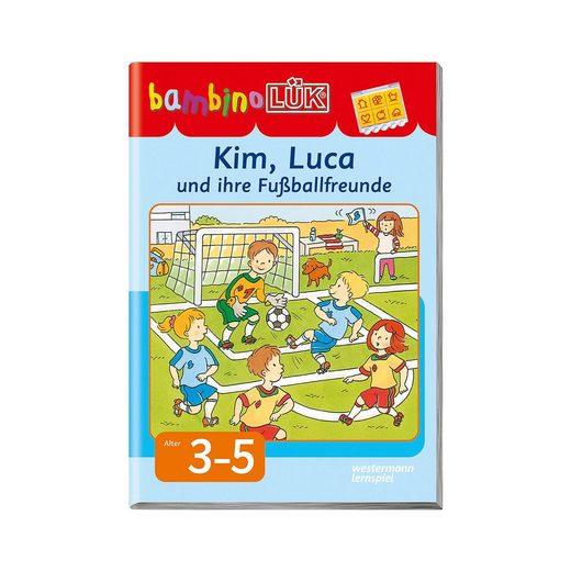 Westermann Verlag bambino LÜK: Kim, Luca und ihre Fußballfreunde