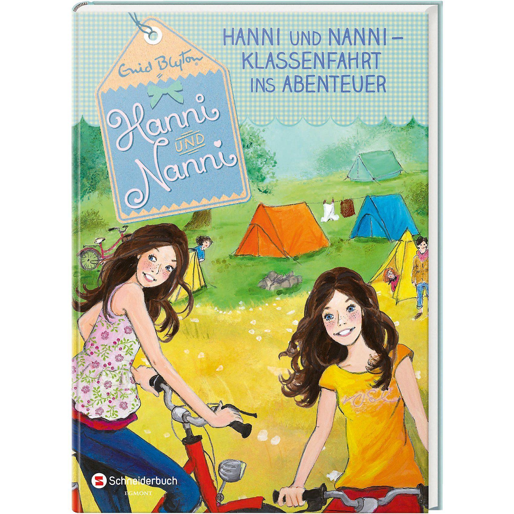 Egmont Hanni und Nanni: Klassenfahrt ins Abenteuer