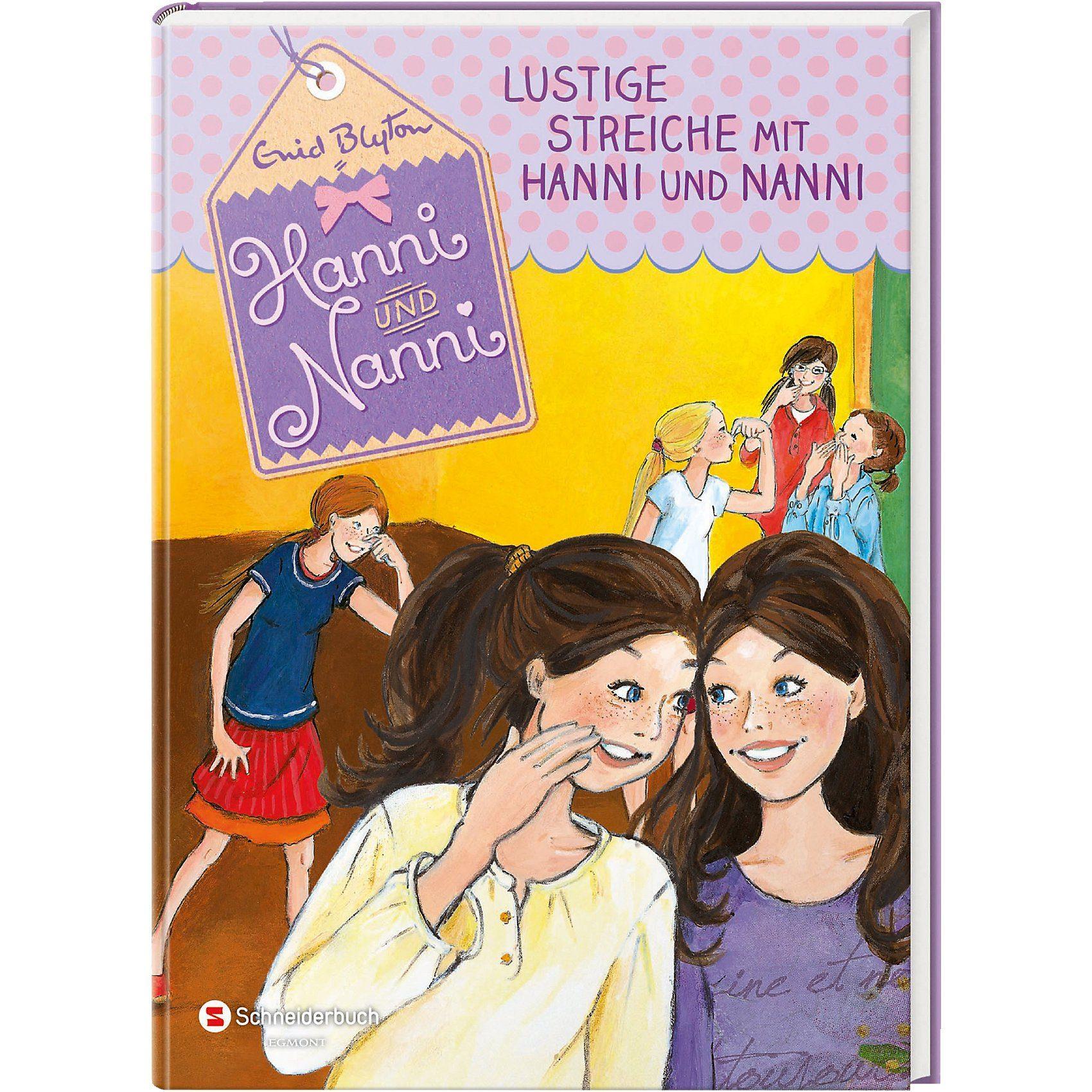 Egmont Hanni und Nanni: Lustige Streiche mit Hanni und Nanni