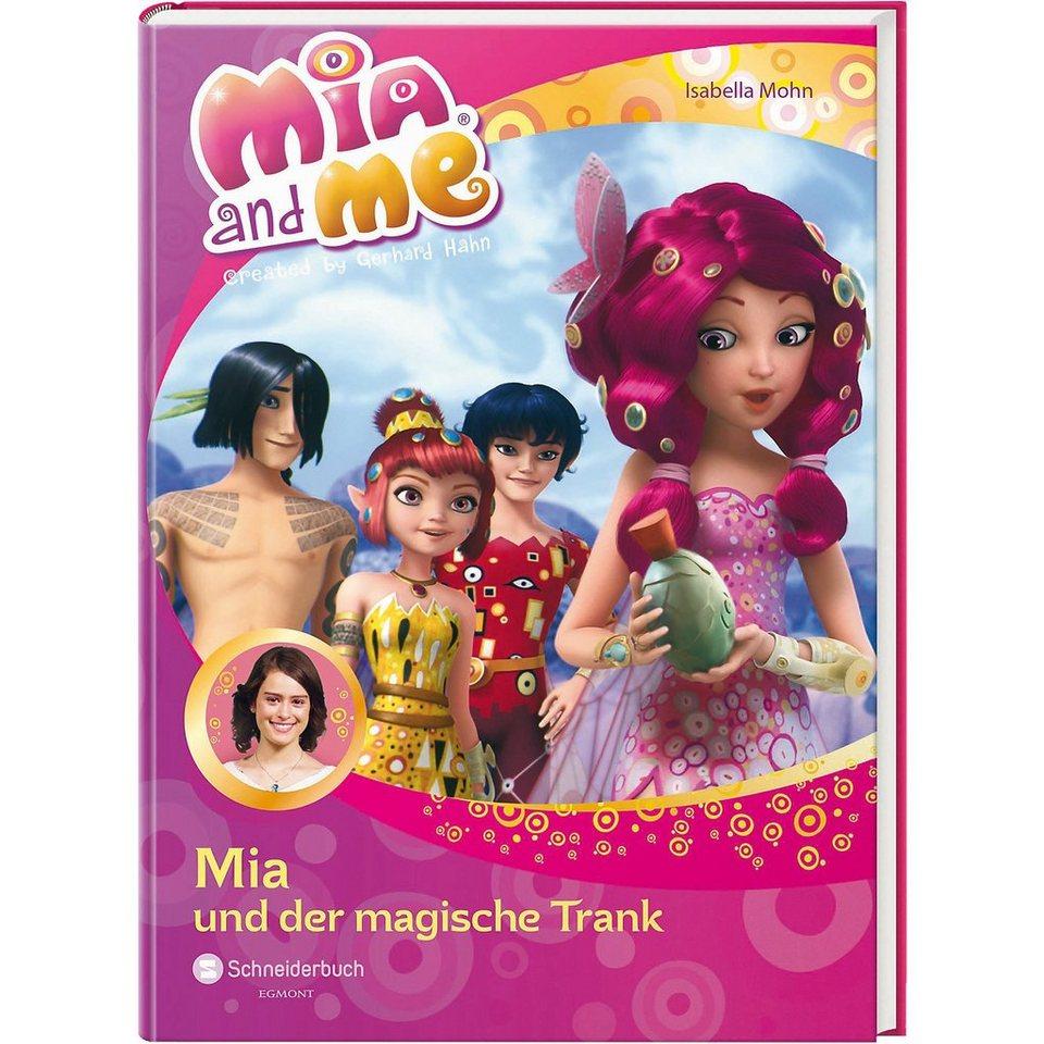 Egmont Mia and me: Mia und der magische Trank